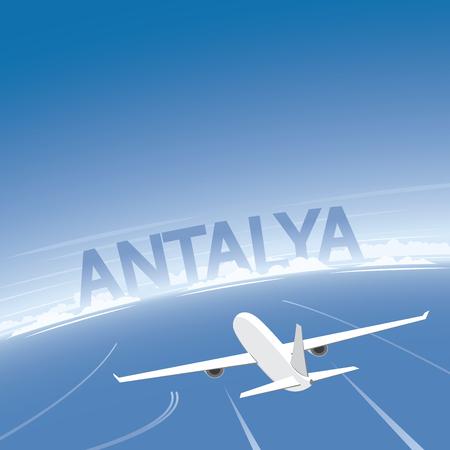 Antalya Flight Destination