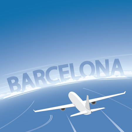 Barcelona Flight Destination