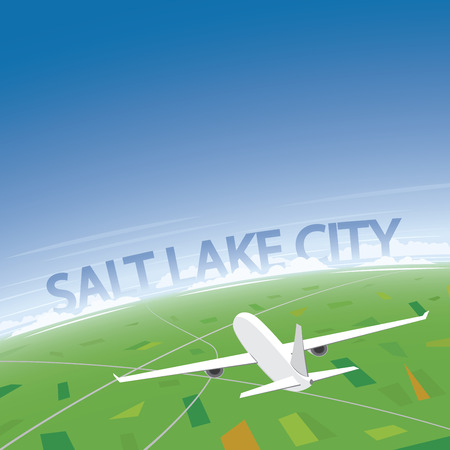 Salt Lake City Flight Destination