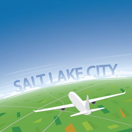 Salt Lake City Flight Destination