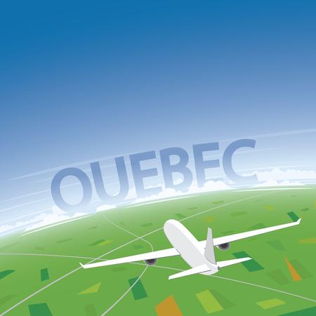 Quebec Flight Destination