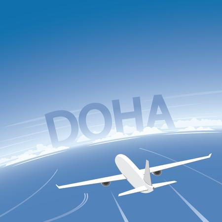 Doha Flight Destination