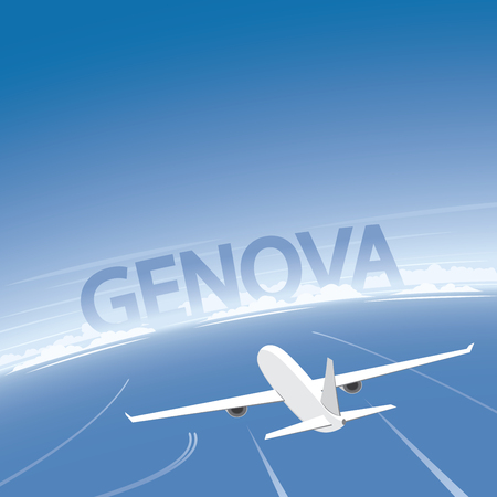 Genoa Flight Destination