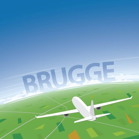 bruges: Bruges Flight Destination