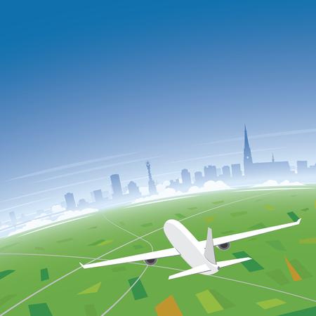 conventions: Linz Skyline Flight Destination