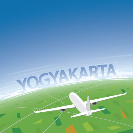 conventions: Yogyakarta Flight Destination