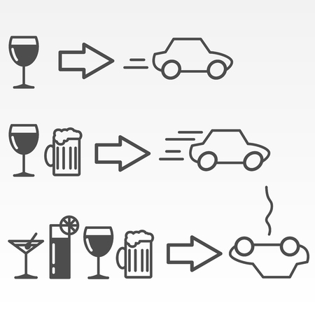 Driving and Alcohol Consumption Danger