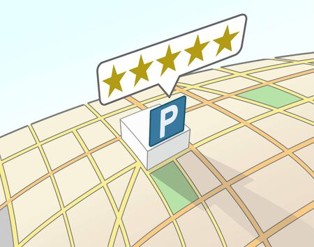 Parking Area Top User Rating.