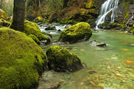 washington state: Boulder Creek