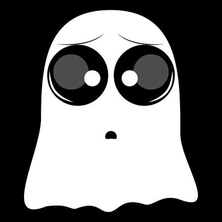 funny ghost,Halloween night