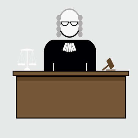 get justice Stock Vector - 21985014