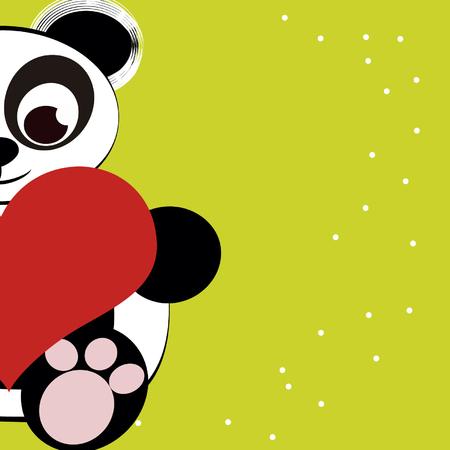 compromise: el afecto y el amor del oso