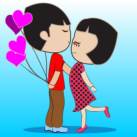 balloons for a surprise hug of love