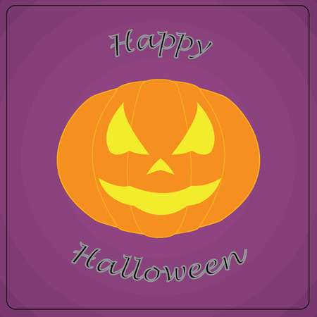 wit: Halloween vectors over background wit textures