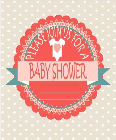 fondo para bebe: objetos para beb�s ilustraci�n, mameluke m�s de sello y etiqueta, de fondo