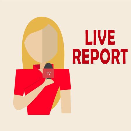 blondie: blondie woman journalist live and direct