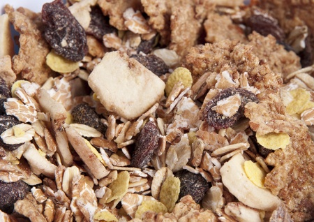 raisins: Healthy Breakfast Muesli