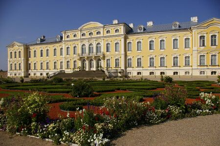 Palazzo Rundale, Lettonia