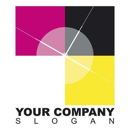 Logo quadrati stampa