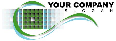 Company logo Stock Vector - 4701816
