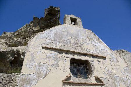 San Nicola church. Ischia, Italy Stock Photo