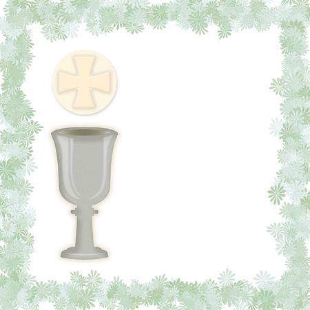 verb: First Holy Communion