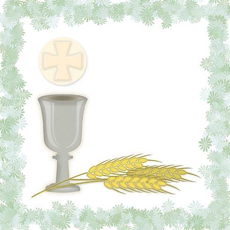 holy  symbol: Primera Comuni�n