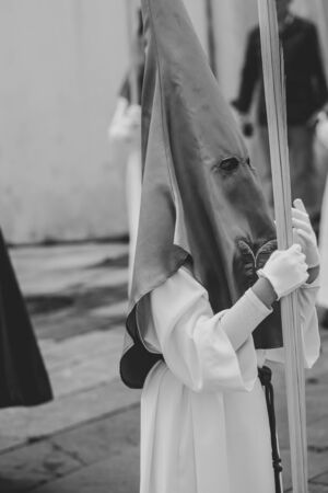Procession. Holy week.