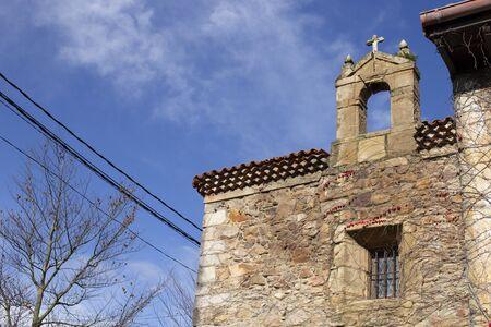 Hermitage of San Martin de Laspra