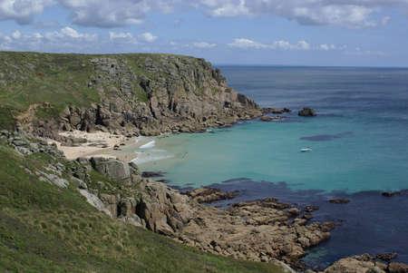 cornish: Cornish Cove                      Stock Photo