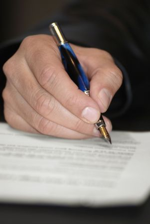 underwrite: Writing Contract