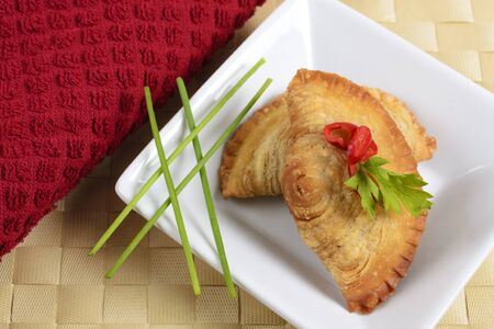 Malaysian Curry Puffs photo