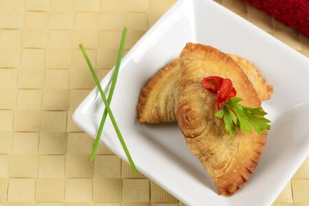 Curry Puff - Epok-Epok photo