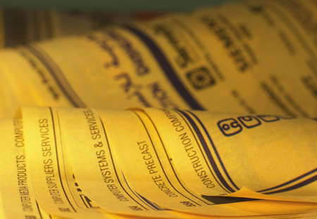 precast: Yellow pages