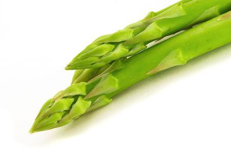 Asparagus spears photo