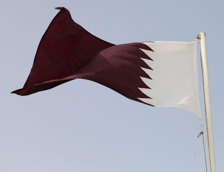gcc: Qatars national flag
