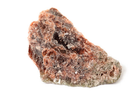 impure: Black salt, an impure variety of rock salt containing sulphur compounds, used in Indian cooking. Stock Photo