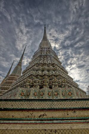 thai Chedi photo