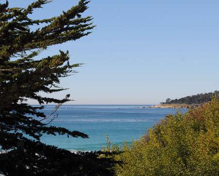 carmel: Carmel by the Sea, Carmel, California Foto de archivo