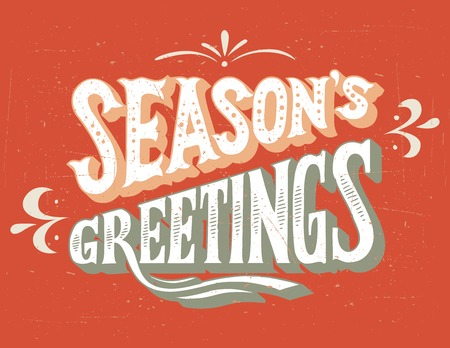 season greetings: Season