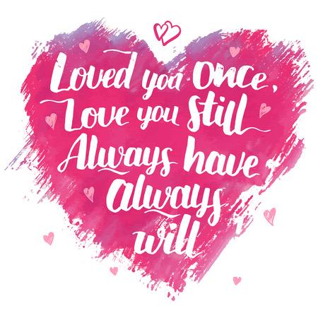 Dich ich immer noch gedichte liebe Ich Liebe