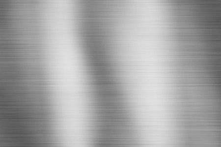 photoshop: stainless texture create by adobe photoshop. Stock Photo