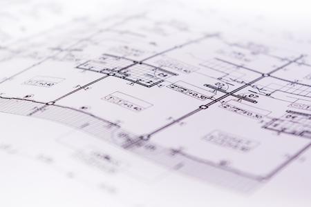 Engineering diagram blueprint paper drafting project sketch engineering diagram blueprint paper drafting project sketch architecturalselective focus malvernweather Choice Image