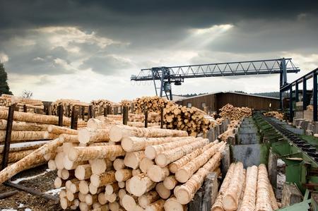 Sawmill (Sägewerk)