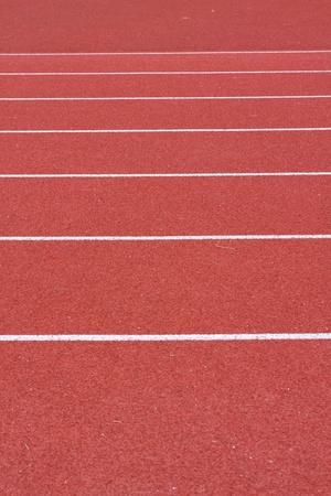lineas rectas: Ejecución de detalles de pistas