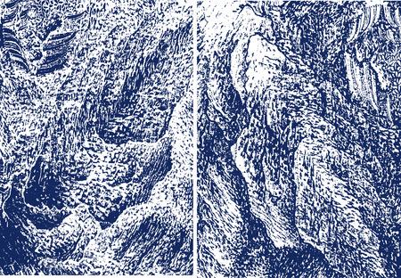 rock texture  Vector