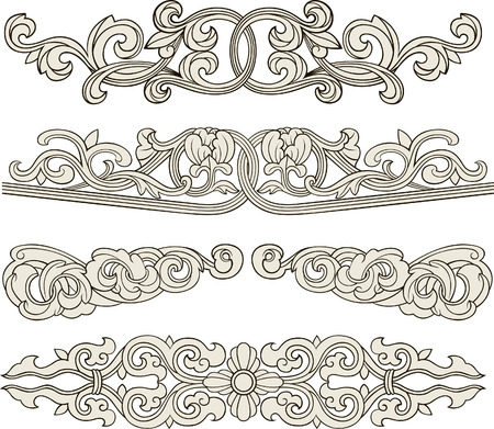 floral pattern Stock Vector - 7661668