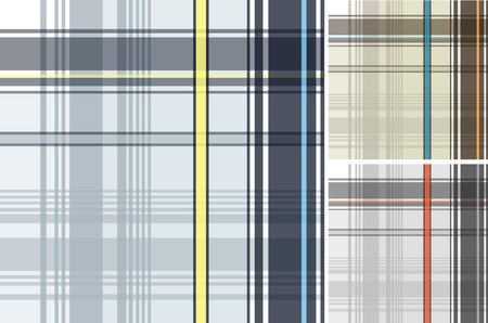 plaid fabric textile pattern Stock Vector - 7796718