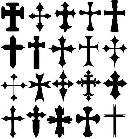 nobel: cruzar la ilustraci�n Vectores