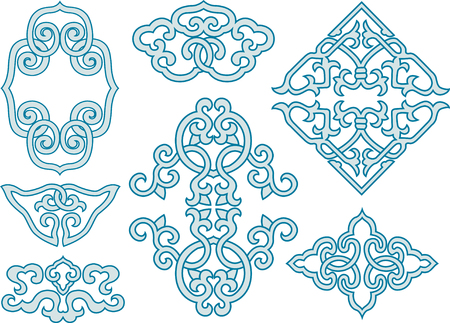 celtic pattern design Vector